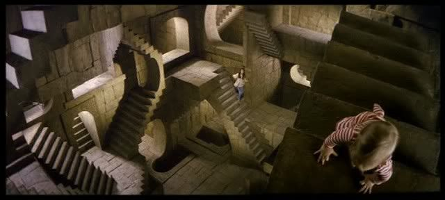 Image result for labyrinth movie staircase