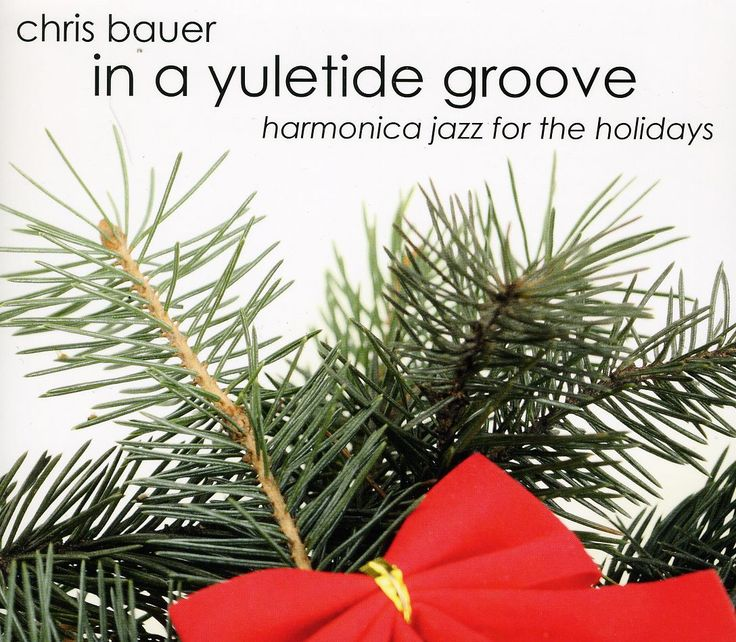 Chris Bauer - In A Yuletide Groove, Blue