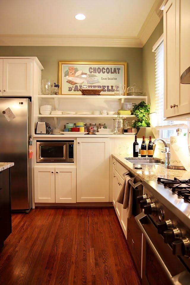 Painting Your Kitchen Cabinets Is No Small Undertaking: Benjamin Moore Weekend Getaway