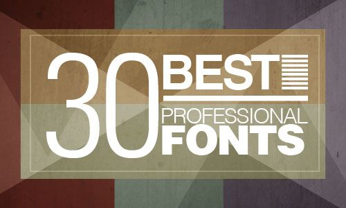 Professional looking font is one factor in building an impression either on your catalogs, business names, titles, headlines, manuals and others alike. Looking for the best professional font that will fit your designs? Here is a list of the top 30 professional font: 1. Helvetica Helvetica is a beautiful font that offers professional and simple …