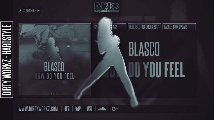 Blasco - How Do You Feel (Official HQ Preview)