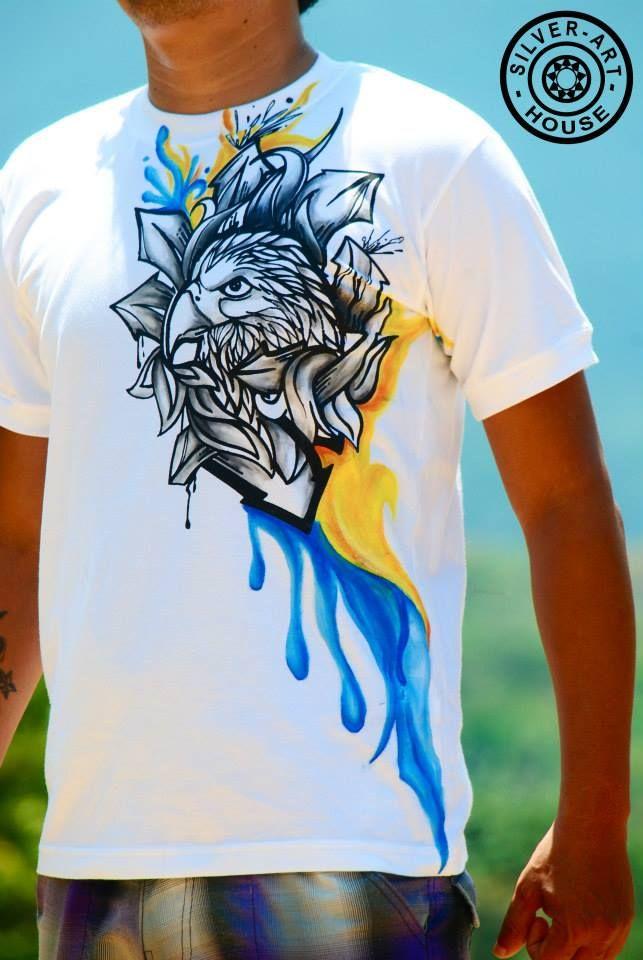aguila tribal tattoo