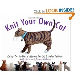 knit your own realistic looking cat!