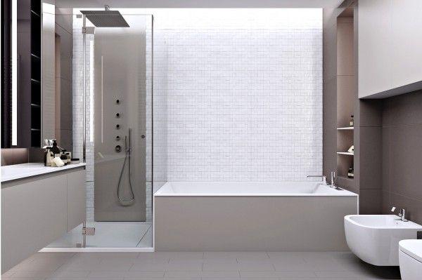 ... | WC | Pinterest | Wohnungen, Moderne Badezimmer und Grundrisse