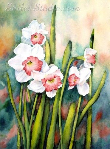 Carolyn Troy   WATERCOLOR