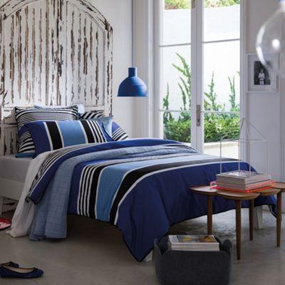 Sheridan Blue 'Rafferty' bed linen- at Debenhams.com - £51.60 cases not included