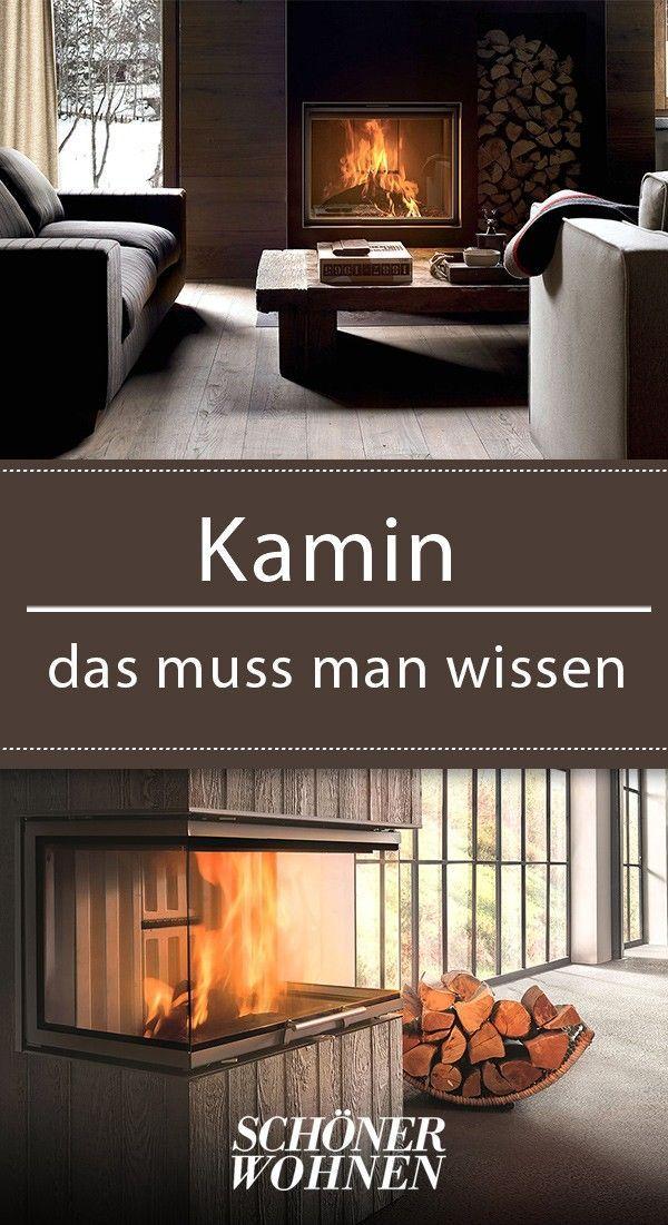 Kamin – das muss man wissen | Kamin & Ofen | Kamin ...