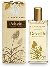 Dolcelisir is a delightfully sweet liquor-like perfume, delicate and precious. Top notes include bergamot, orange, caramel and rum. Heart is composed of jasmine, rose, immortal, lily of the valley, ci...