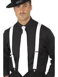 Men's 20s fashion costume