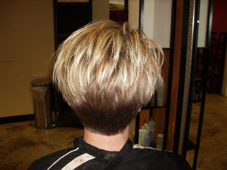 short haircut techniques style them fabulous high layered a line with tapered 6058 | 4cdc970905f0cdf9764b6071df505551