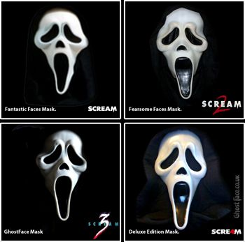 GhostFace- Scream