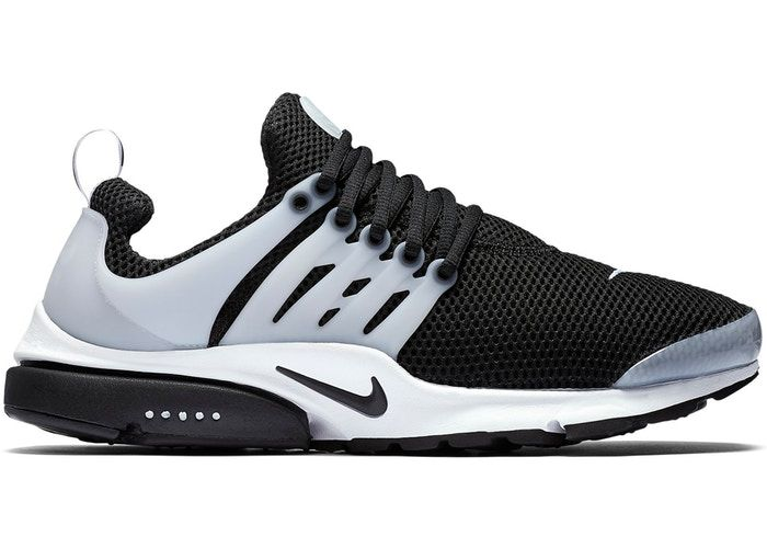Nike Air Presto White Mesh (With images
