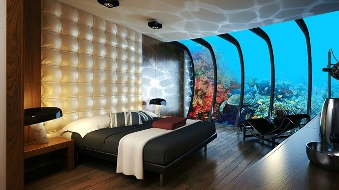 UNDERWATER HOTEL ROOM OPENS ON PEMBA ISLAND, ZANZIBAR - Corporate Digest