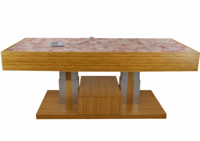 Touch America Atlas Flex-Block™ Halotherapy Himalayan Salt Table