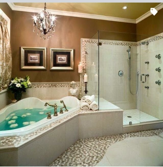 I like the tile work and the layout.