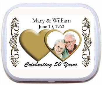 The Couple Celebrating Their 50th Wedding Anniversary Will