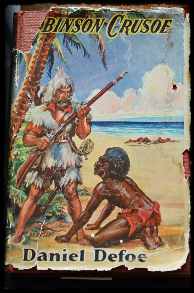 an analysis of the novel robinson crusoe by daniel defoe An introduction to robinson crusoe by daniel defoe learn about the book and the historical context in which it was written.