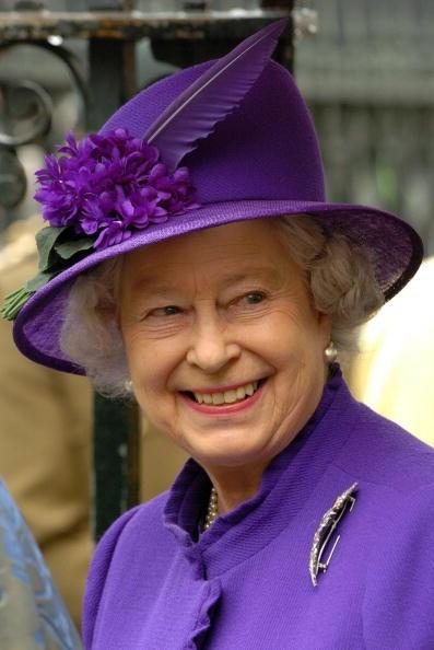 Queen Elizabeth, 2005 (PS)