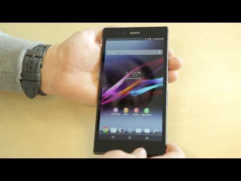 Sony Xperia Z Ultra hands-on/preview Dutch | http://shatelly.com