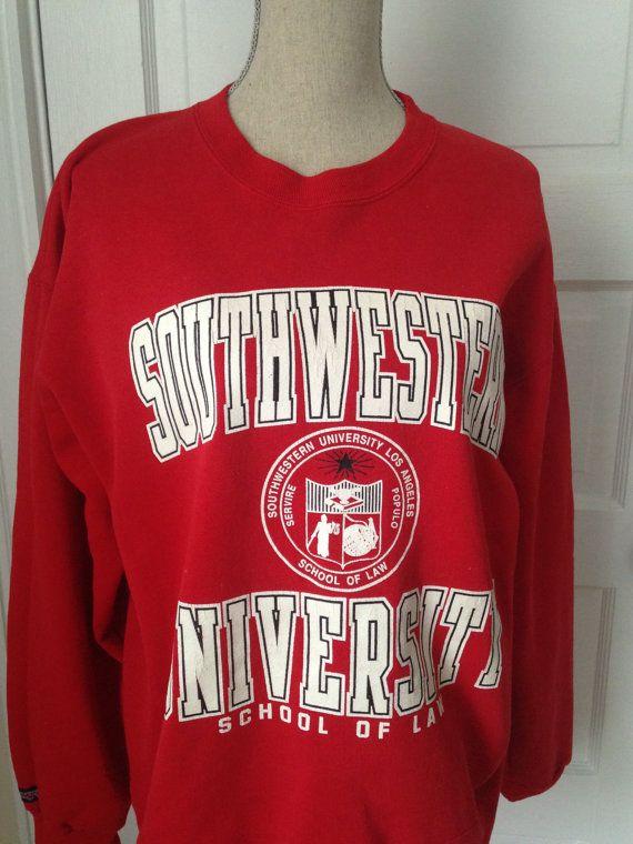 Vintage Southwestern University Law School Los by 21Vintage
