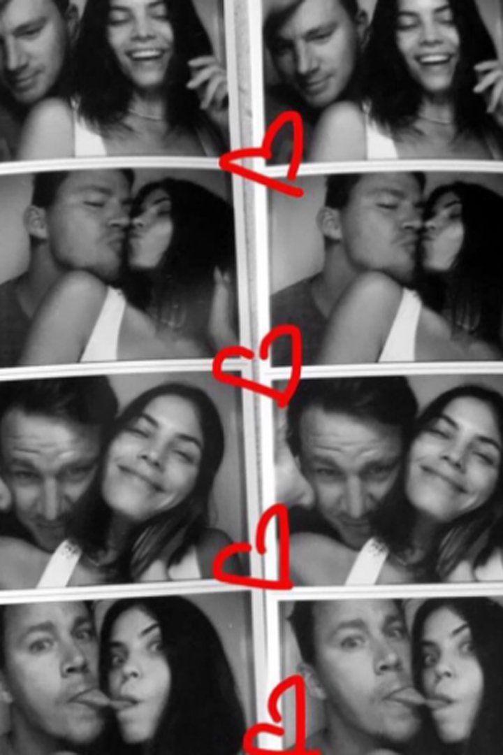 Jenna Dewan and Channing Tatum Mark Their 7-Year Wedding Anniversary With 2 Sweet Photos