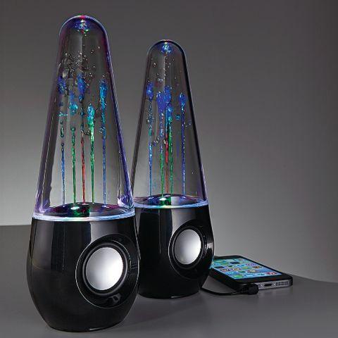 Bluetooth Water Dancing Speaker - Black