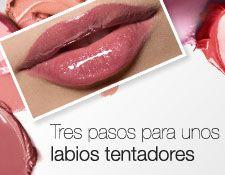 Three Steps to Luscious Lips