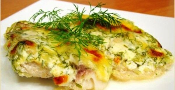 Рыба, запеченная в сметане. Вкусное и полезное блюдо, которое совсем несложно приготовить