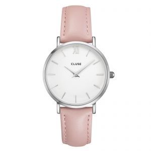 Minuit Silver White/Pink