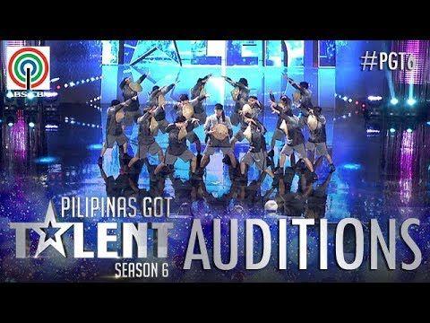 البوز في الكويت : Pilipinas Got Talent 2018 Auditions: Nocturnal Dance Company - Dance