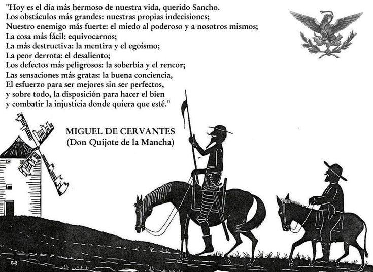 Don Quijote de la Mancha <3