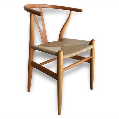 Replica wing chair