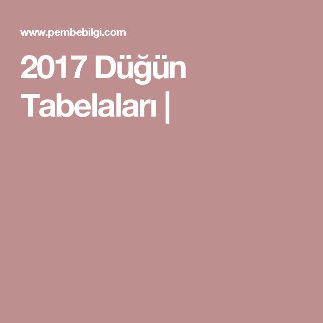 2017 Düğün Tabelaları  