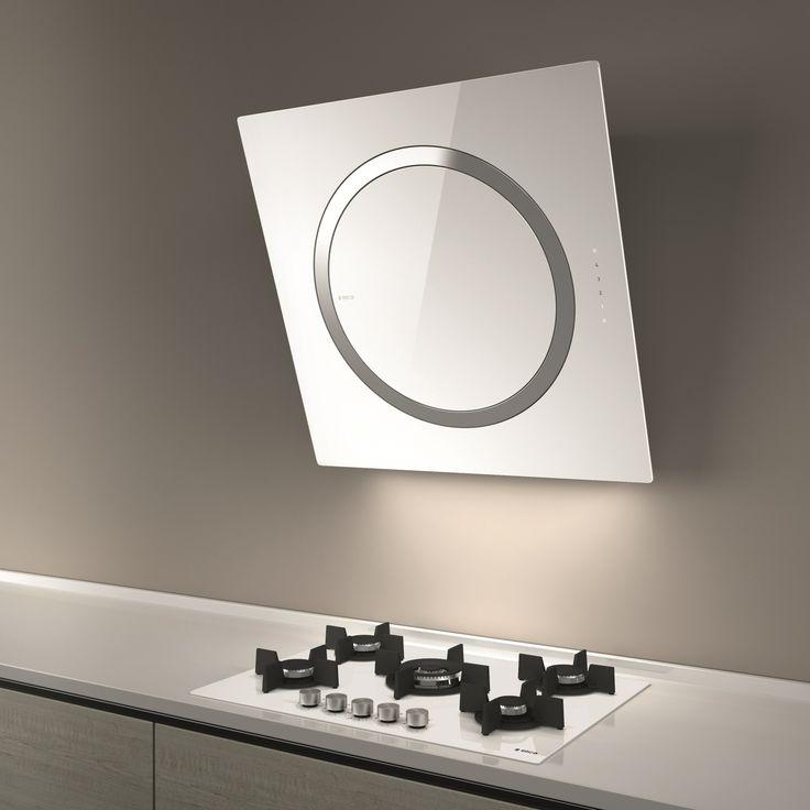 WALL-MOUNTED COOKER HOOD OM OM COLLECTION BY ELICA | DESIGN ELICA DESIGN CENTER