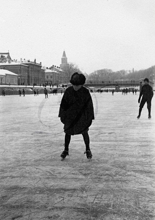 Kokoelma-Katajisto.-Aurajoki-talvella-1927.jpg (633×900) TURKU FINLAND
