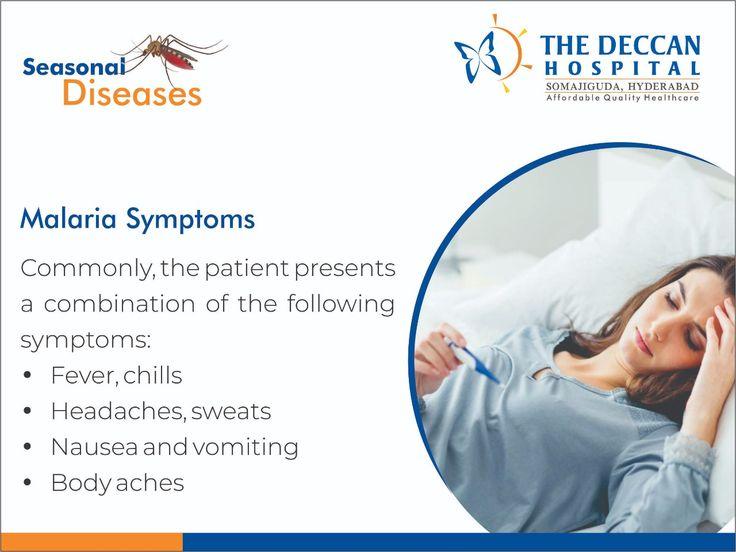 Malaria Symptoms deccanhospital multispecialityhospital