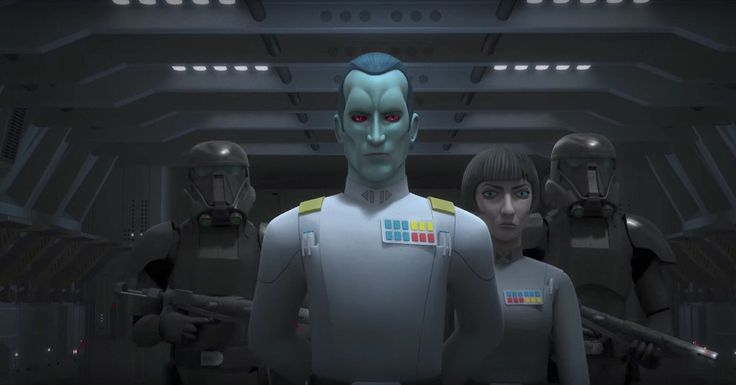 Star Wars Rebels gets a new trailer and release date for its final season Lucasfilm has released a new trailer for the fourth and final season of Star Wars Rebels, along with a release date: October 16th, 2017. The new trailer shows off quite a bit to look forward to: space battles between the Empire [ ] More