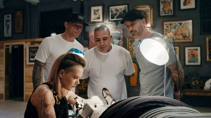 Miami Ink and NY Ink vets return to FacebookWatch with new series https://thesavvyscreener.com/2018/03/12/visit-the-tattoo-shop