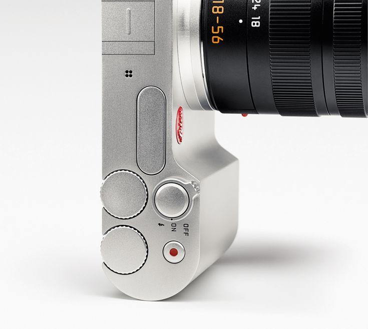 leica system T mirrorless camera engineered like an AUDI