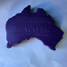 Wales Bank NSW Money Box Map Australia 1960's (1)