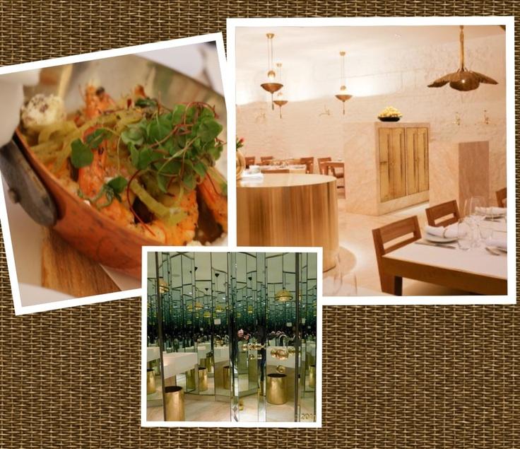 My favorite restaurant in the world- Nopi London