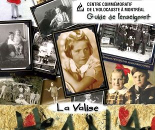 Le projet pédagogique La valise d'Hana amène les élèves de 3e cycle du primaire à découvrir l'histoire d'Hana Brady, victime des nazis.