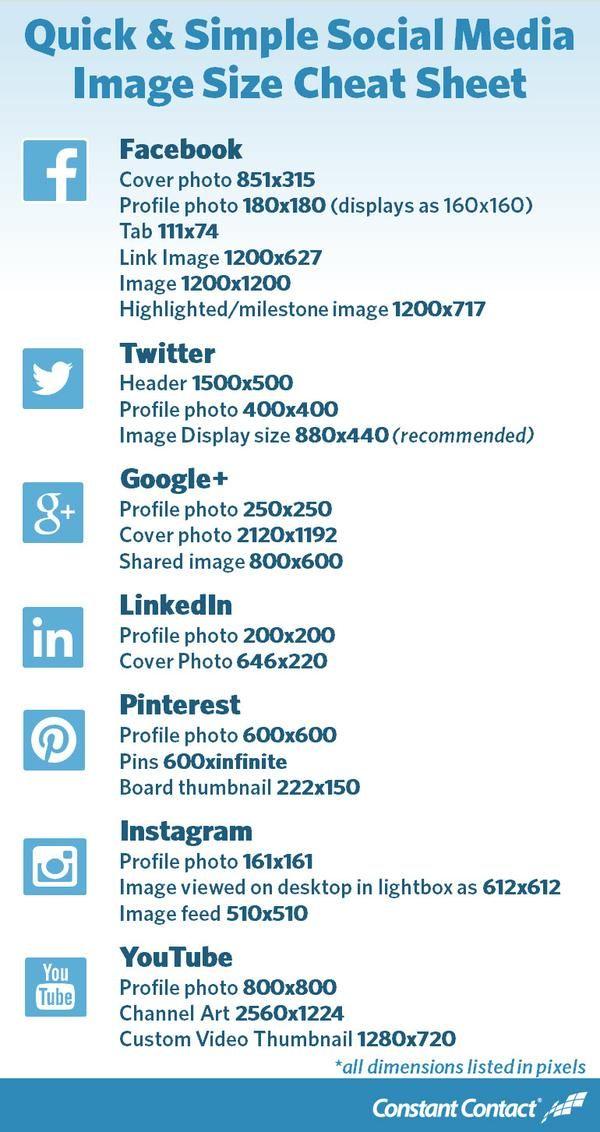 Sosyal medya görsel boyutları on DMU-8401 Aktivite Planı | Trello