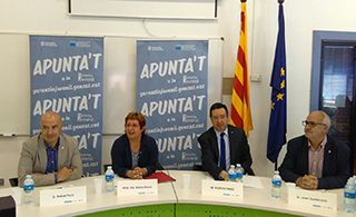 """Dolors Bassa: """"Catalunya necessita eines d'Estat per augmentar el nombre de joves que es beneficiïn del Programa Garantia Juvenil"""", 13-06-2016"""