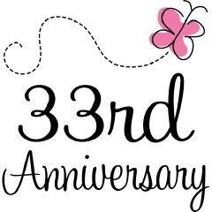 33 rd anniversary  #Happyanniversary