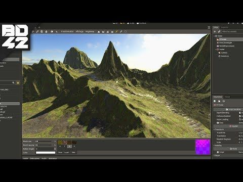 This game engine will disrupt the industry    the Godot Engine