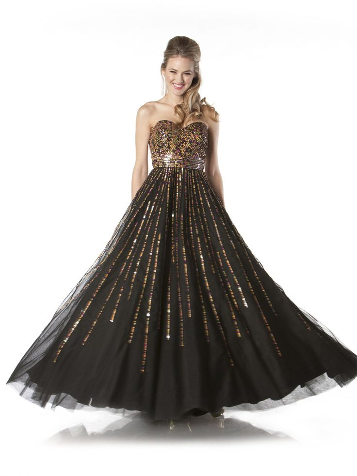 Prom Dresses Poofy