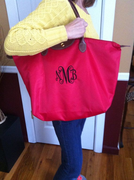 The 25  best ideas about Monogram Tote Bags on Pinterest ...