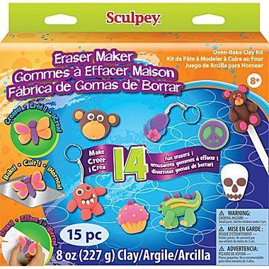 Eraser Maker Activity Kit
