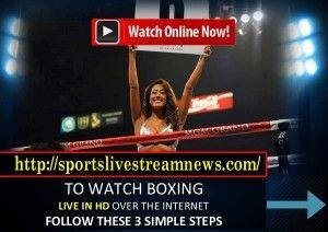 WATCH BOXING LIVE STREAM: Badou vs Groves Live